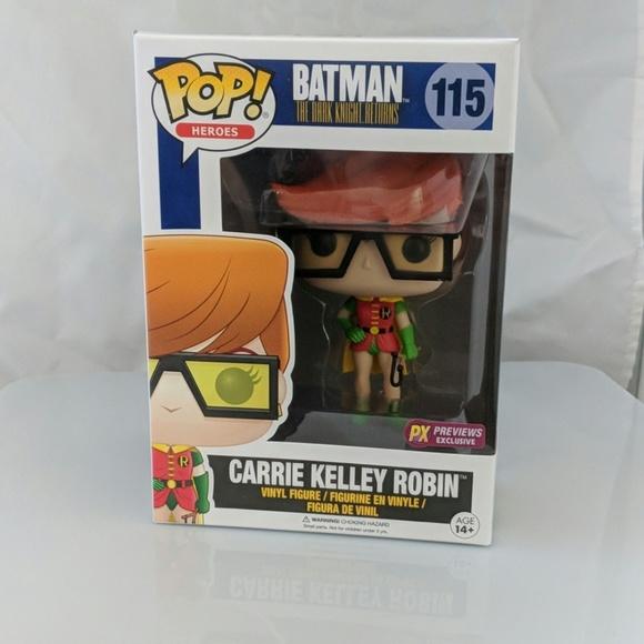 Funko Other - Funko Pop! Heros Carrie Kelley Robin #115